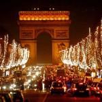 Ночной Paris