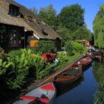 Нидерландская деревня с венецианским шармом