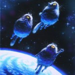 Голубые коты