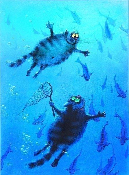 Голубые коты-04