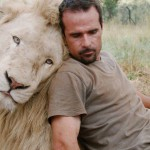 Лев и… человек.