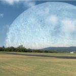 Огромная Луна!