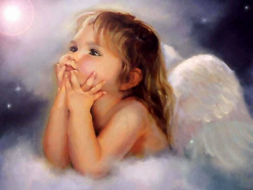 Картинки дитя ангела
