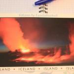 Открытка из Исландии