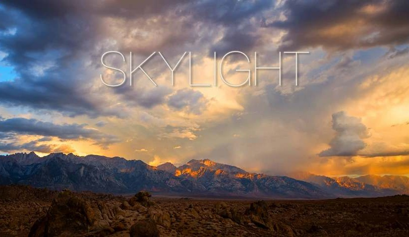 Skylight by Chris Pritchard