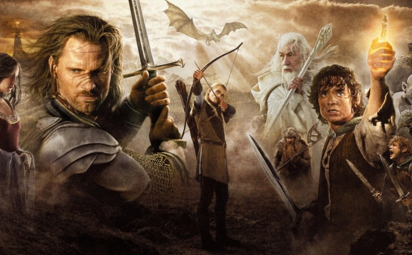 Lord Of The Rings: <br> The Return Of The King