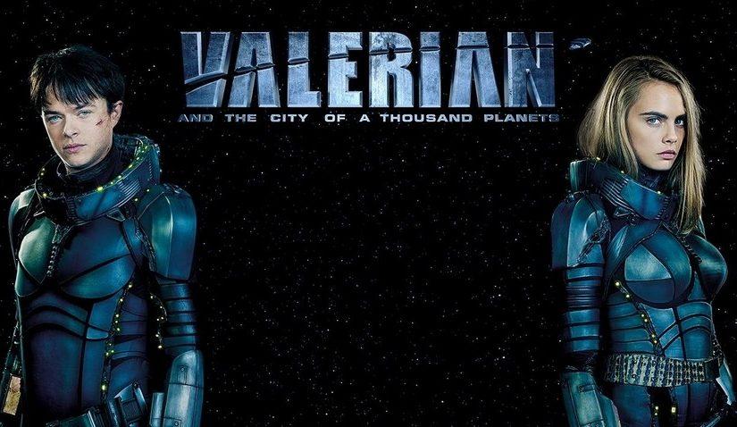 Валериан и город тысячи планет