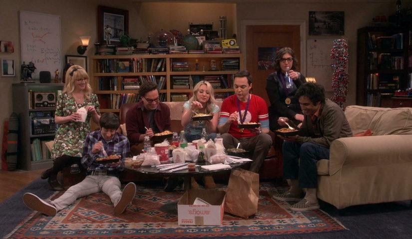 Goodbye The Big Bang Theory!